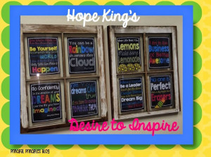 Desire to Inspire quotes