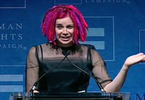 Lana Wachowski Before And After