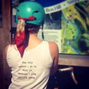 Cycling Quotes & Slogans
