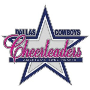 Dallas Cowboys Cheerleaders Logo
