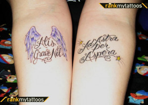 12 Inspiring Latin Quote Tattoos You Should See