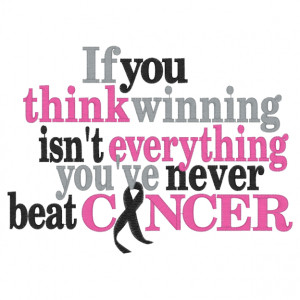 Brain Cancer Sayings Cancer quotes