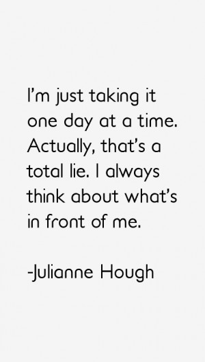 Julianne Hough Quotes & Sayings