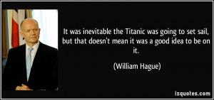 More William Hague Quotes