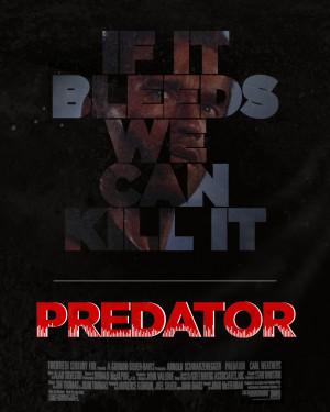 Predator If It Bleeds Quotes