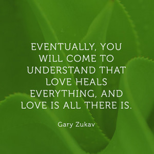 Quotes About Hard Times In Love Gary zukav