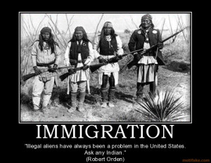 nations living invasion illegal immigrants incomprehensive american ...