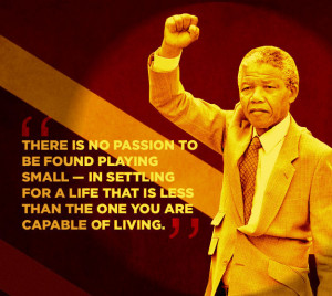 10+ Inspirational Nelson Mandela Quotes 6 December 2013