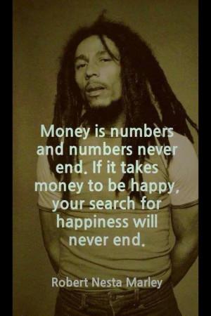 Money Quote- Bob Marley