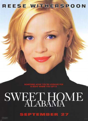 SWEET HOME ALABAMA POSTER ]