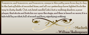 Quotes Shakespeare Macbeth ~ shakespeare macbeth quotes | Hello-Berlin ...