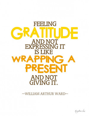 Famous Thanksgiving Quotes with Images - Feeling gratitude and not ...