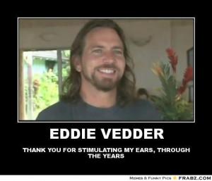 Eddie Vedder Meme