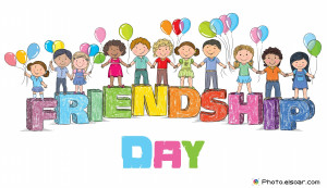 Best 6! Happy Friendship Day Photos With Kids