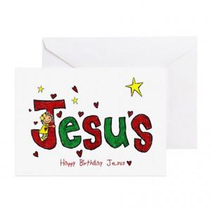 Happy Birthday Baby Jesus Greeting Cards Card Ideas Sayings Image