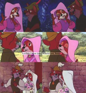 Disney Robin Hood Love Quotes