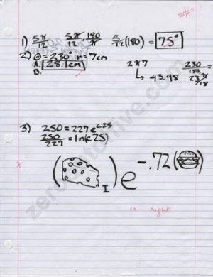 funny math quotes for students