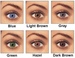 Best Hair Color for Blue Eyes, Light Brown, Green and Hazel Eyes