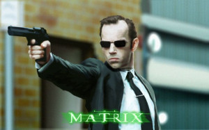 Agent Smith by ~rufohg on deviantART