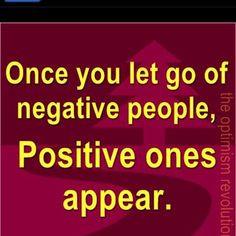 Negative toxic friends