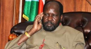 President of South Sudan Salva Kiir Mayardit proclaims independence ...