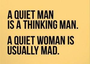 funny men vs women quotes caption men marry women with