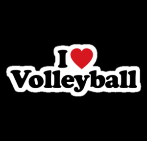 Love Volleyball I love volleyball by iheart