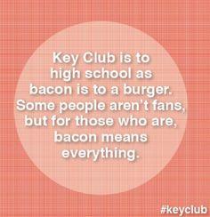 Key Club #keyclub #keyclubinternational #keyclubforever Quote, Keyclub ...