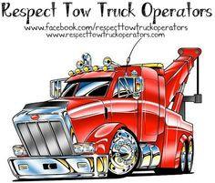Tow Truck Stuff