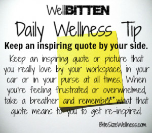 Health and Wellness Quotes Inspirational