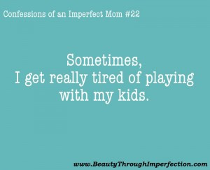 love being a stay at home mom. Really, I do, but the truth is: I get ...