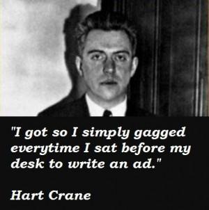 Hart crane quotes 3