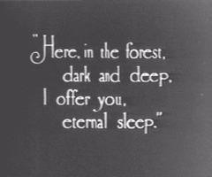 Can someone give me some really dark and/ or deep quotes?