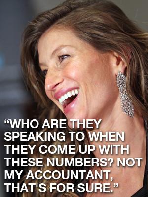 Gisele Bundchen Quotes   Best Gisele Quotes   Gisele Hairbrush ...