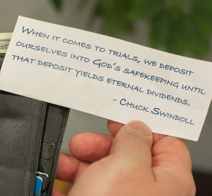 Insights about God's Will
