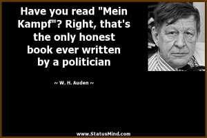 mein kampf quotes