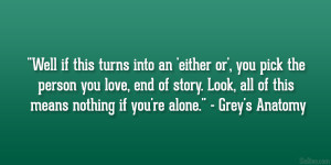Love This Quote From Greys