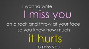 I Miss My Bae