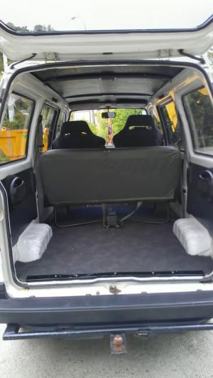 Thread: Suzuki Super Carry 1988 - WGTN