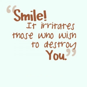 inspirational, quote, quotes, smile, text