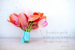 Tulip Quotes