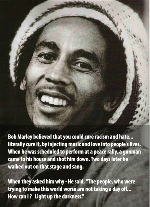Bob Marley Quotes About Life And Death