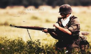 Rifles war soldier quotes men World II