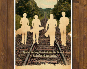 Stand by Me Movie Quotes