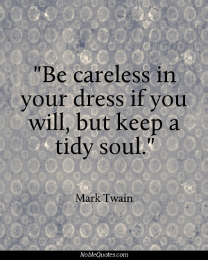 tidy soul #quotes