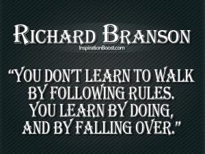 Sir Richard Branson Quotes