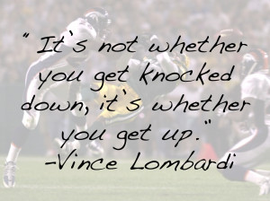 Vince Lombardi Quotes Wallpaper Legend vince lombardi