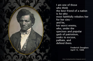 frederick douglass and the assassination of abraham lincoln Lincoln's remarkable tie to former slave long after lincoln's assassination in 1865, douglass all about abraham lincoln • frederick douglass.
