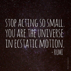 14 Rumi Quotes That Will Motivate You To Follow Your Dreams