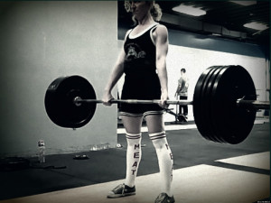 Weight Lifting Quoteso Women And Powerlifting